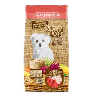 Natural Dog Quality Premium Raças Pequenas