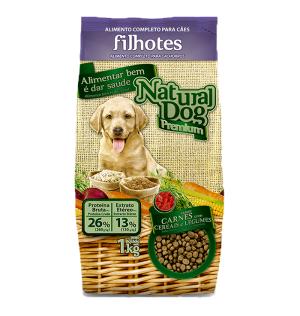 Natural Dog Premium Filhotes