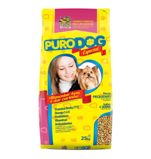 Puro Dog Especial Raças Pequenas