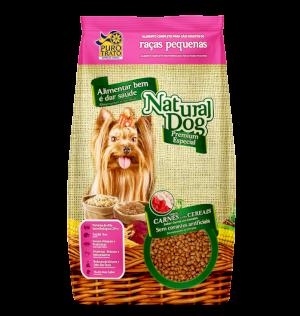 Natural Dog Premium Especial Raças Pequenas