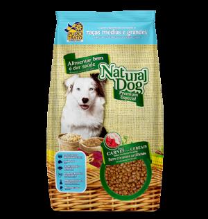 Natural Dog Premium Especial Raças Médias e Grandes