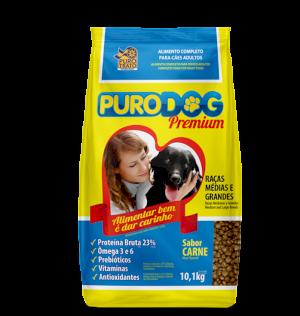 Puro Dog Premium Raças Médias e Grandes