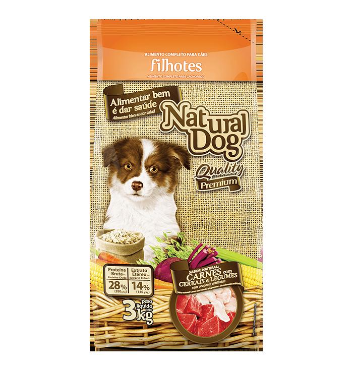 Natural Dog Quality Premium Filhotes