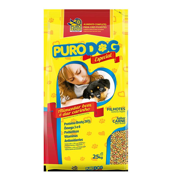 Puro Dog Especial Filhotes