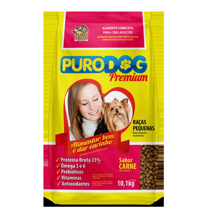 Puro Dog Premium Raças Pequenas